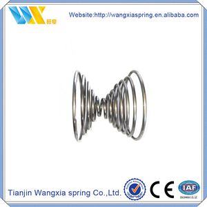 Cheap And High Quality oem/odm small coil battery contact springs for radio