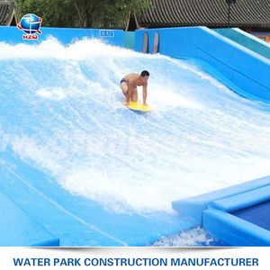 New design long swimming pool Surf Wave Pool for sale