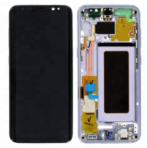 Replacement LCD assembly with frame For Samsung Galaxy s8 G950F