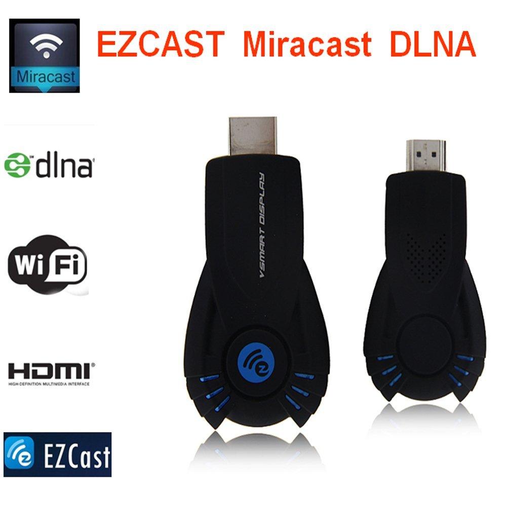 Vsmart V5ii Ezcast Wifi Display Smart TV Stick Media Player Dongle DLNA Airplay 1080P