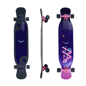 KOSTON New Designed Freestyle Completed Longboard