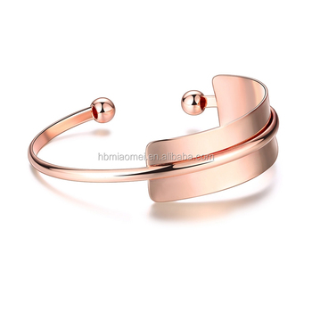 401714f2b jewelry 2017 latest design Rose gold chain bracelet designs for mens or  women