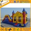 Hot selling PVC inflatable slide jumper combo bouncer A3047