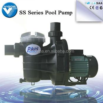Quiet Swimming Pool Pump Electr Water Pump Motor Price