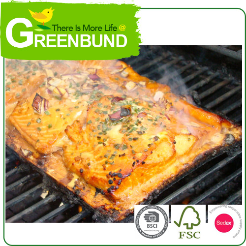 Thyme Salmon Cooking Plank Buy Cedar Grill Wood Board Bbq 2016