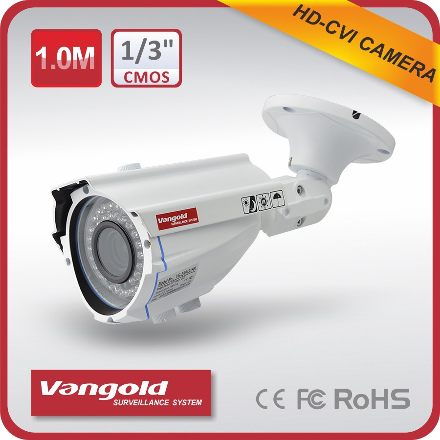 New producr HD CVI Camera720P with 1.0mage pixel Alibaba in Russian