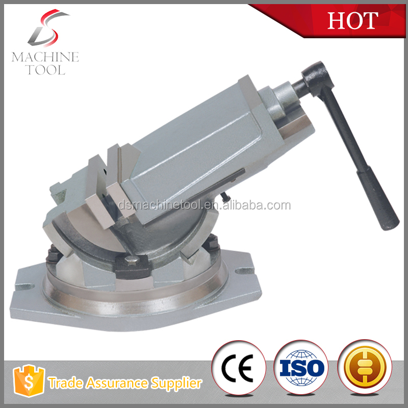 milling machine accessores Series Tilting Machine Vice Made in china QHK100