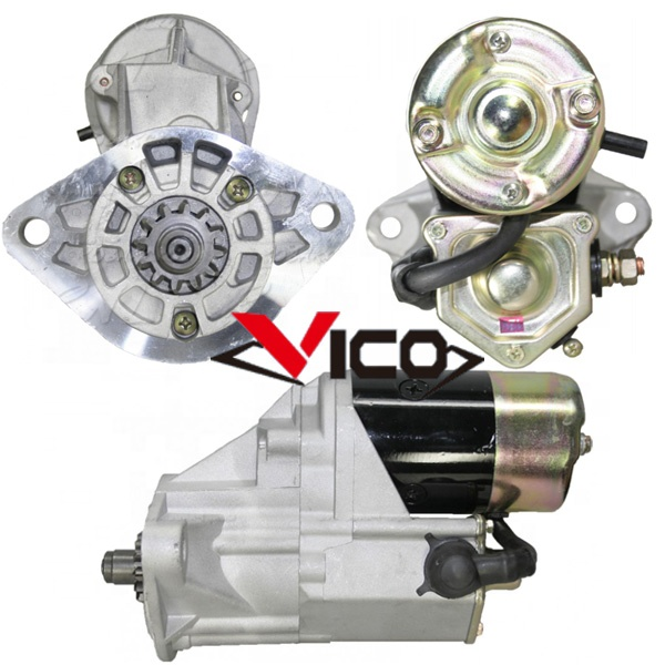 NEW 12V 12T 2.5KW CW STARTER MOTOR FITS YANMAR MARINE 228000-2030 228000-2031
