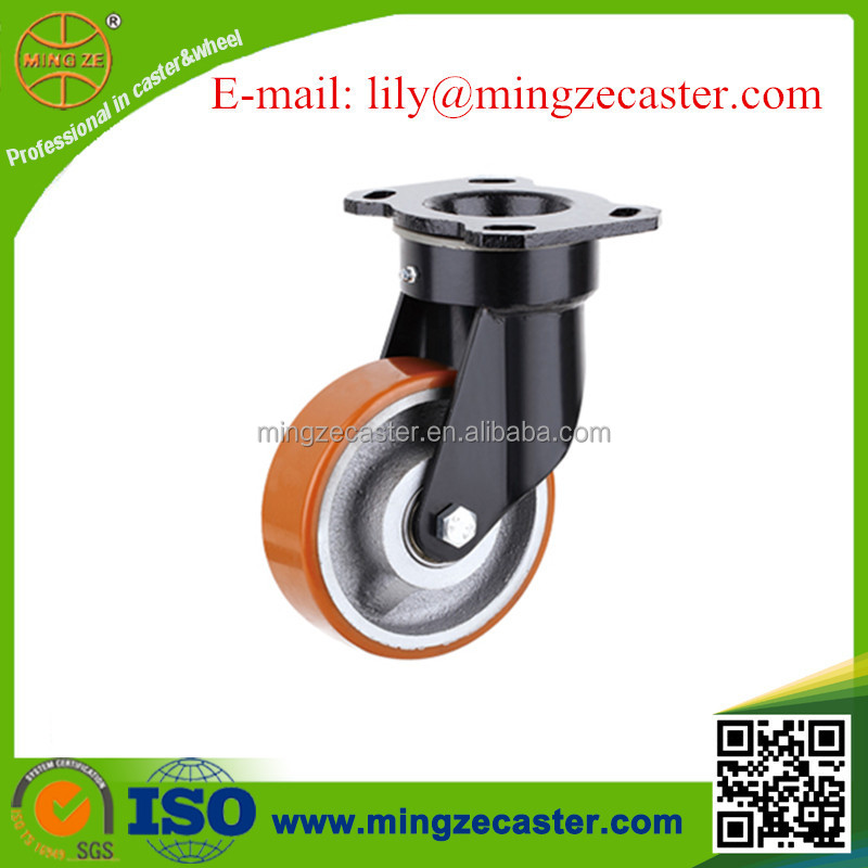 kingpinless Heavy Duty caster