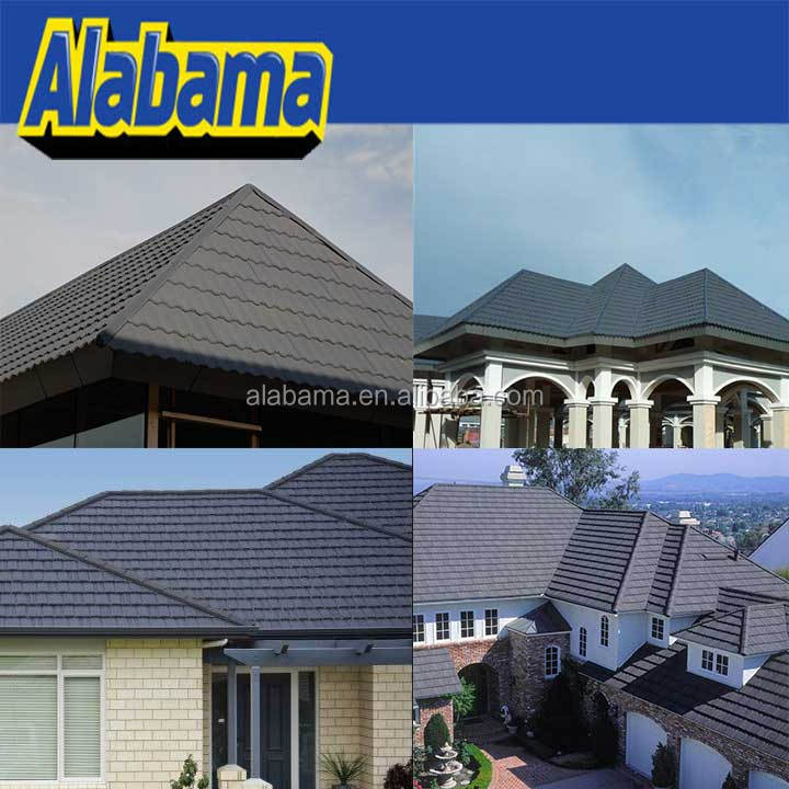 Coating Evenness Hot Eco Friendly Roofing Sheets In Sri Lanka, Metal Roofing  Sizes