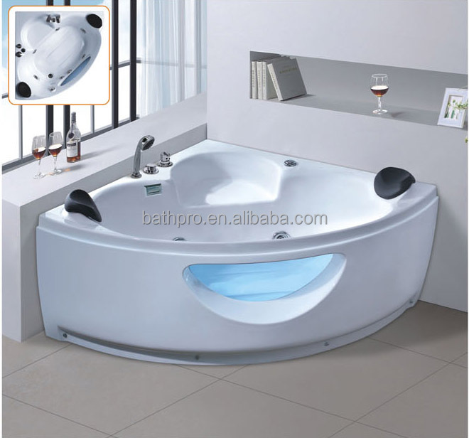 bulle d 39 air jet en option pas cher acrylique whirlpool coin baignoires de massage r8704. Black Bedroom Furniture Sets. Home Design Ideas