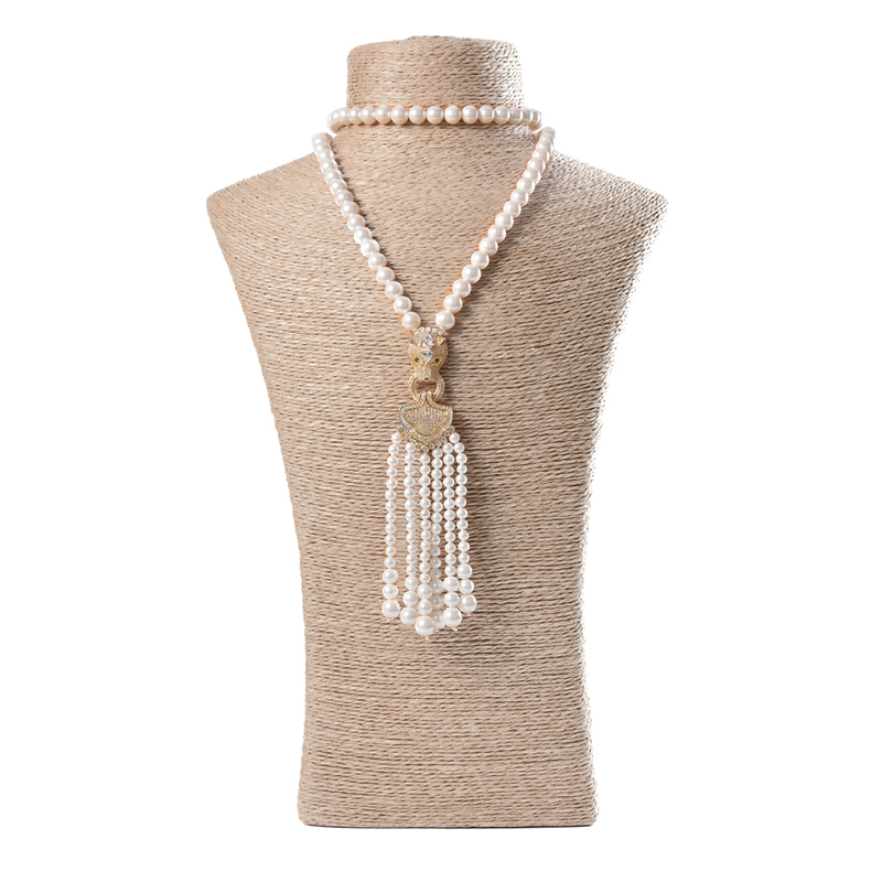 Good Design Shell Pearl Beads Necklace