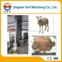 Animal Skin Processing Machine Sheep Goat Skin Removal Machine
