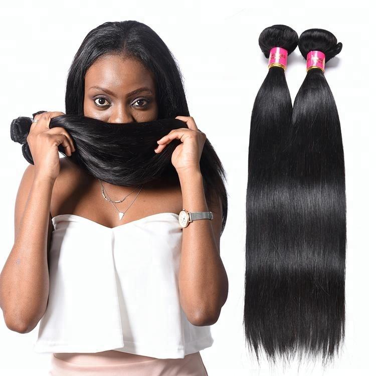 Wholesale Cuticle Aligned Raw Virgin Hair Bundles With Closure 10a Grade Unprocessed Raw Cambodian Hair Extension, 2# 4# 30# 33# 99j# 1b/30# 1b/99j# 1b/burg# 1b/27#