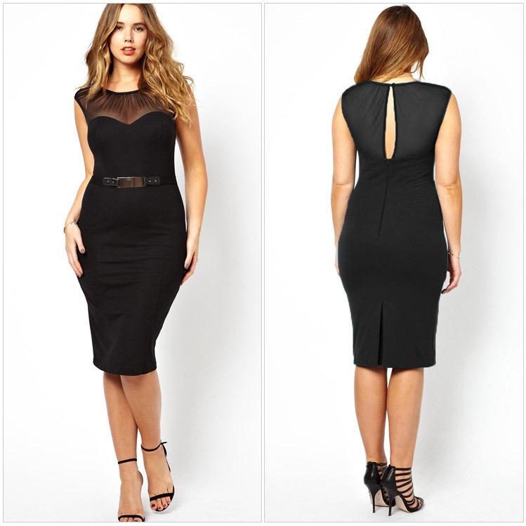 973a14a753 2015 New Sexy Women's Plus Size Clubbing Dress Night Club Wear Size XXL  DL6190 Free Shipping