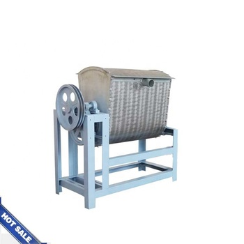 Heavy duty spiral dough mixer for baking equipment