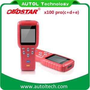 2014 Best Quality Original X-100+ X100 Programmer X100 Plus Auto Key  Programmer