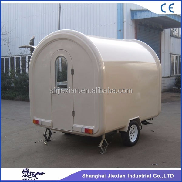 JX-FR250B widely popular small motorcycle trailer with CE approval and good price