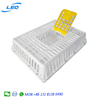best price plastic transport crate for poultry chicken crate