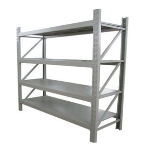 Hot Sale Heavy Duty Steel Goods Shelf Rack Front Rack Paul Cantilever Steel Storage Shelving Racks