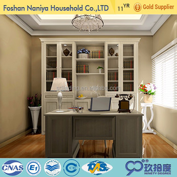 plastic bookcase european style corner bookcase from china