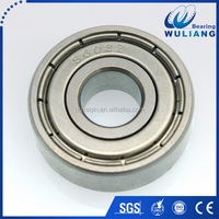 hybrid ceramic bearings Skateboard special deep groove ball bearing size 608 RS or ZZ roller skate bearing 8x22x7mm