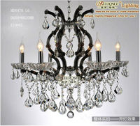 Crystal beaded chandelier pendant lighting globes MD8476-L6