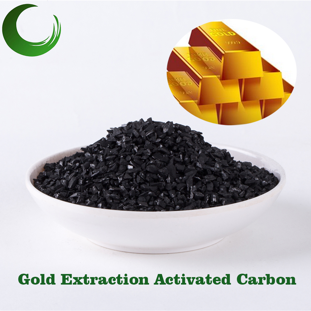 High Hardness and Good R Value Gold Extraction Activated Carbon in Mining