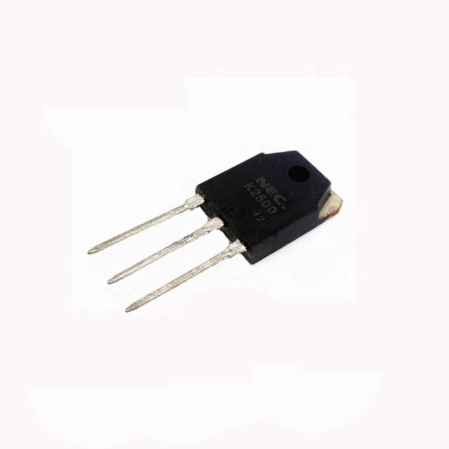 (High) 저 (frequency power transistor 2SK2500 k2500 TO-3P mosfet