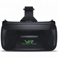 3D VR Glasses Virtual Reality Headset for 3D Movies & VR Games