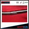 stainless steel cartridge heater tube with silicone rubber wire