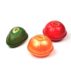 tomato onion vegetable Shaped Food Savers Plastic Storage Container Refrigerator Box