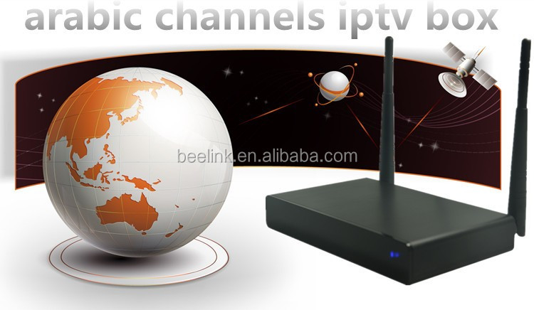Arabic Iptv Two Years APK Account Box Satellite Receiver NO Dish Arabic IPTV Box