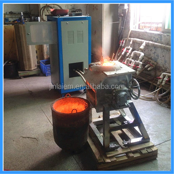 Platinum Melting Furnace , Smelting Machines , Gold Melting (JLZ-45)