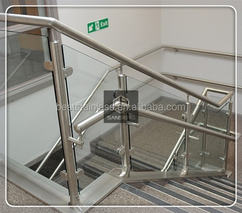 Modern House Stainless Steel Railing Designs Gl For Balcony
