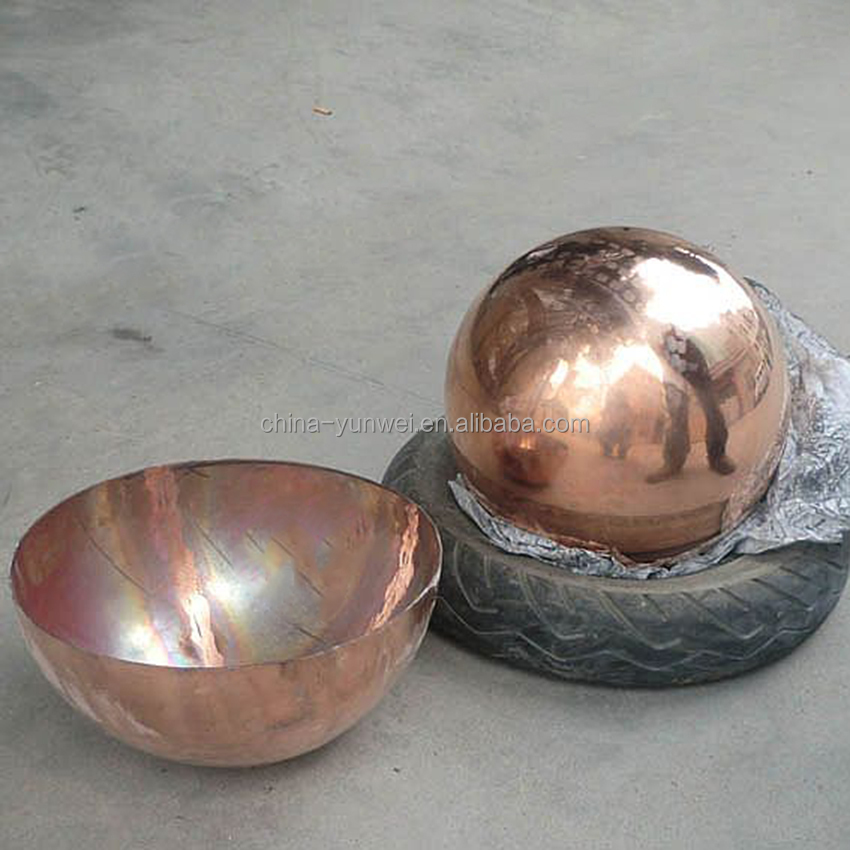Messing Holle Bollen Bal Metalen craft