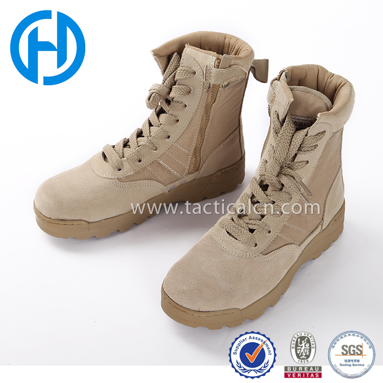 Hot Sale Military Shoes Tactical Footwear Original Police Swat Boots ... 7aa01d8cf608