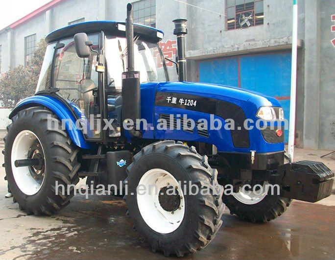 1254 big farm tractor made in China Henan Qianli