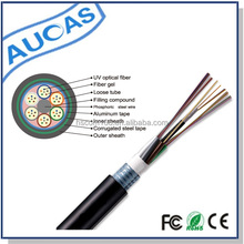 Manufacturer of gyta single mode fiber optic cable made in china optic fiber cable hot price