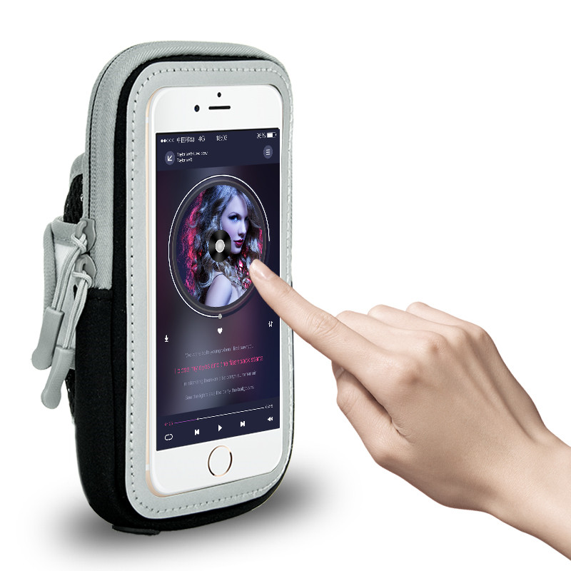Cellphones & Telecommunications Mobile Phone Accessories Honesty Bag For Phone On Hand Sports Running Armband Bag Case Cover Armbands Universal Mobile Phone Bags Holder Outdoor Sport Arm Pouch Moderate Price