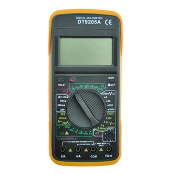 Digital multimeter dt9205a
