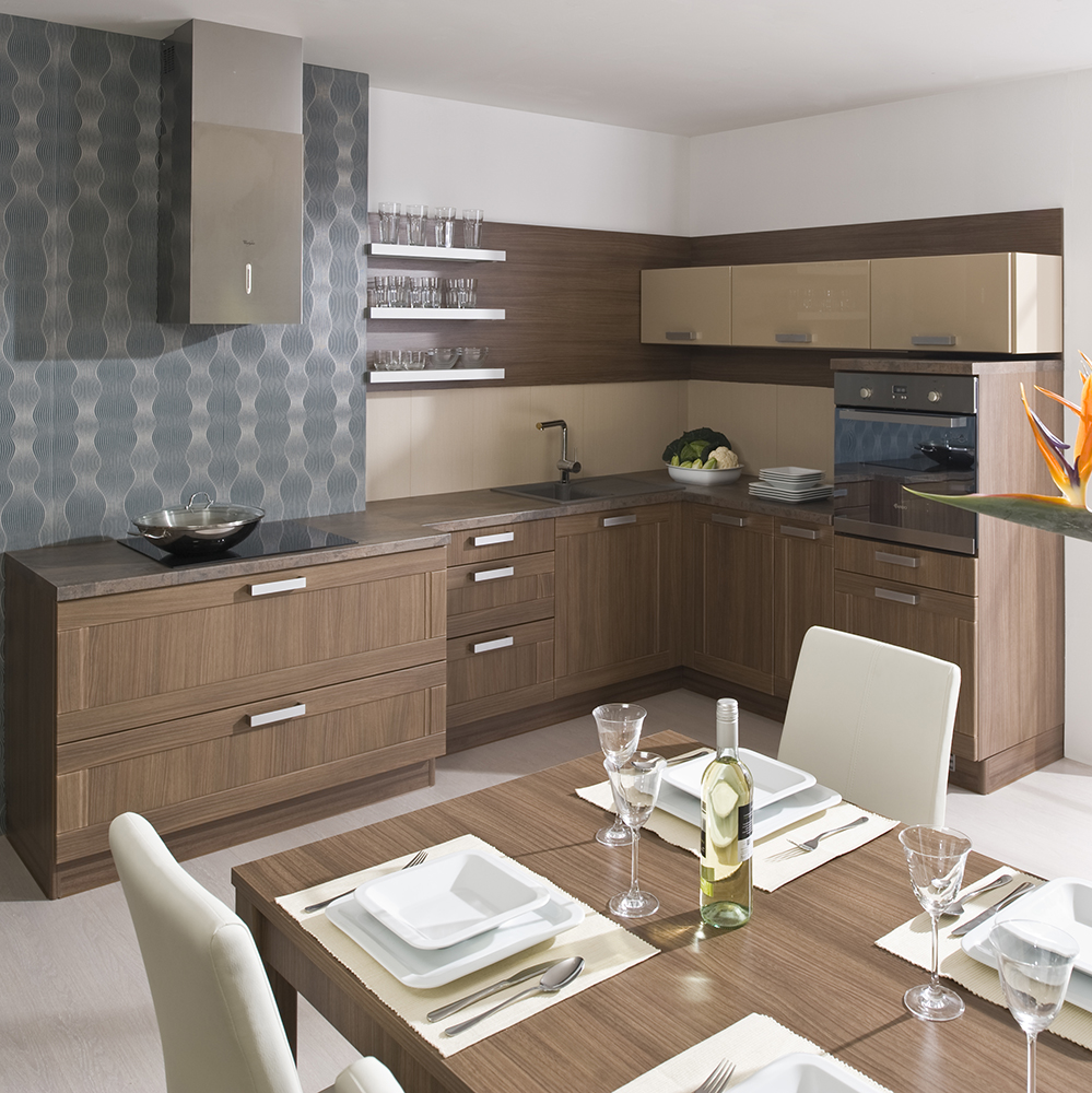 Modern Small New Design Kitchen Cabinet Design Ideas Gallery Pictures For  Small Kitchen Malaysia - Buy Indian Kitchen Cabinets,Modern Pvc Kitchen,Pvc  ...