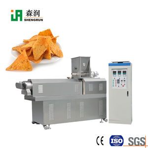 Tortilla Chips Nacho Chips Making Machine Production Line
