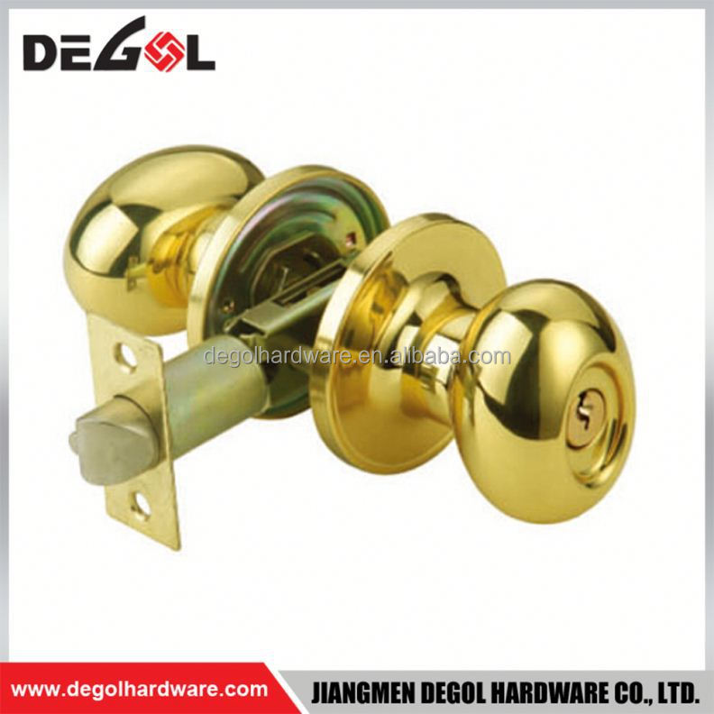 New style types of american residential egg shade door knob