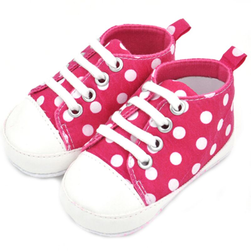 Cute Infant Comfortable Toddler Baby Boy Girl Soft Shoes Sneaker Canvas shoes