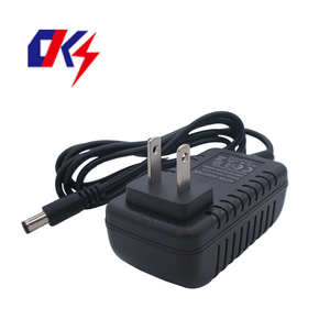 China factory 12V 1A ac dc power adapter 120v supply 12v 1a 120 volt to 12 supplier
