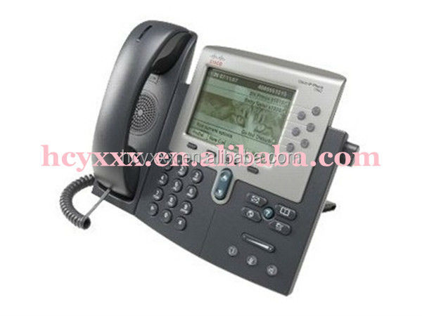 CP-7962G= cisco ip phone Multiple VoIP protocol support, integrated Ethernet switch