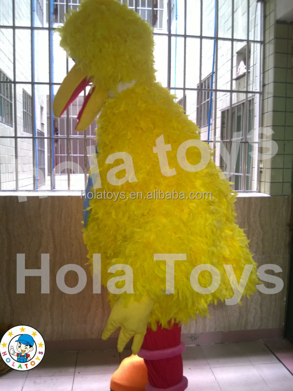 HOLA customized mascot costumes/big hippo mascot costumes for adult