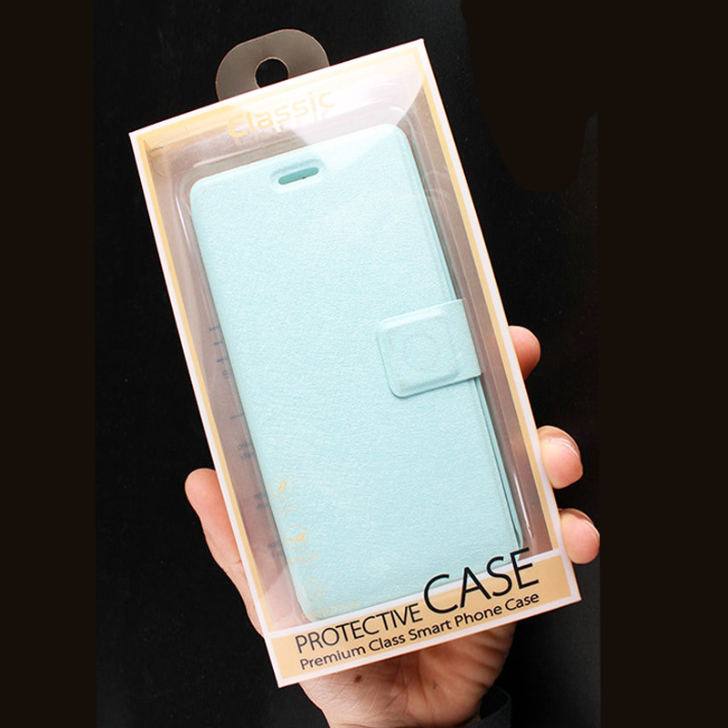 Cell phone case paper packaging box/cell phone case retail packaging / phone case paper retail package