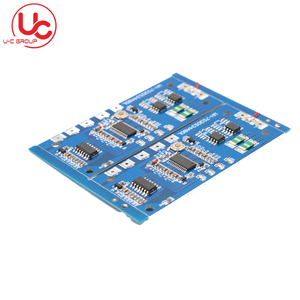 Electronic golden stm 5 94v0 pcb board with rohs from china
